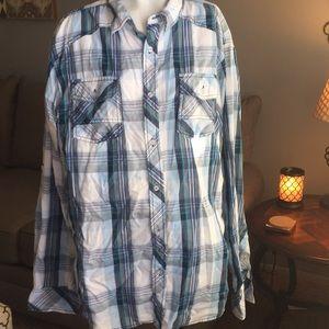 Rue 21 button down shirt